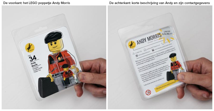 creatieve sollicitatie Creatief solliciteren: opvallen met een LEGO poppetje   Marketing  creatieve sollicitatie